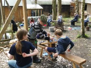 Woodcraft For Kids Nadine Fox Grundy